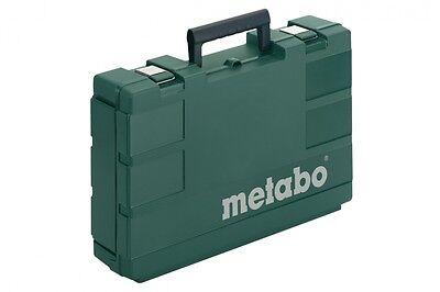 Metabo Maschinen-Koffer (390 x 320 x 112 mm) Kunststoffkoffer für Akkuschrauber
