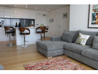 One double bedrooms flat furnished on Redcross St
