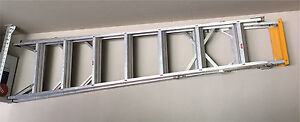 2.4 - 4.5m Double Sided Aluminium Step Ladder Dianella Stirling Area Preview