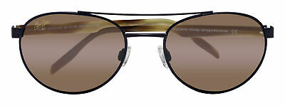Maui Jim H727-01M Upcountry Matte Chocolate Frame HCL Bronze Polarized (Maui Jim Upcountry)