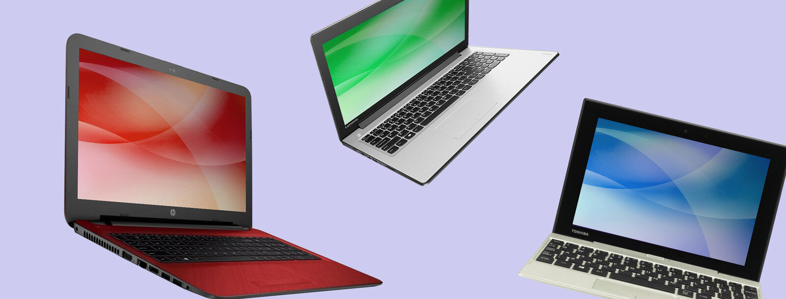 Save up to 50% with refurb laptops.