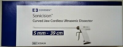 Covidien Scda39 Sonicision 2024 Dating Curved Jaw Dissector 5mm-39cm Single