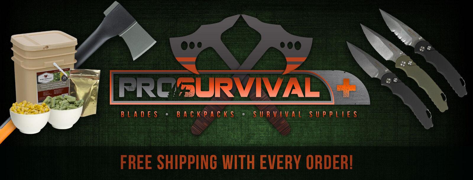 Pro Survival Plus