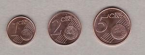 2014 GRIECHENLAND ELLÁDA Kursmünzen 1 Cent & 2 Cent & 5 Cent UNC prägefrisch - <span itemprop='availableAtOrFrom'>Perchtoldsdorf, Österreich</span> - 2014 GRIECHENLAND ELLÁDA Kursmünzen 1 Cent & 2 Cent & 5 Cent UNC prägefrisch - Perchtoldsdorf, Österreich