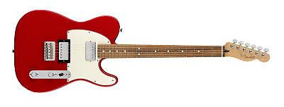 Fender Player Telecaster HH Electric Guitar - Sonic Red Body, Pau Ferro Neck