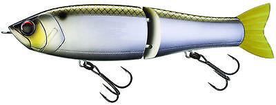 Yo-Zuri 7 Ninja TwitchN Glider 2 5/8 Oz Slow Sinking Jointed Lure Gizzard Shad