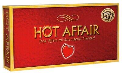 Hot Affair Erotikspiele Sexspiele Erotik Spiel Sex Spiel für Paare Erwachsene