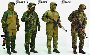 GORKA - 3 Winter Fleece Khaki Suit for special forces by BARS Russian ORIGINAL