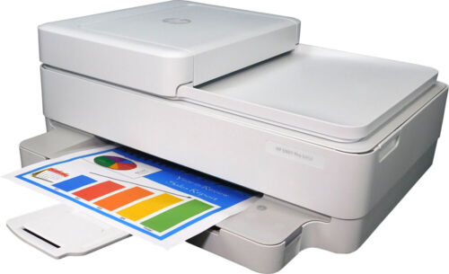 HP ENVY Pro 6452 All-in-One Printer - Used - Low Use - Refurbished