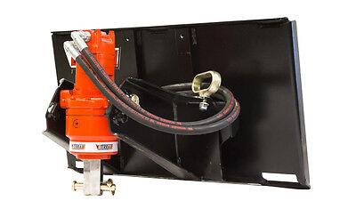 Mt-52 Auger System - Post Hole - Eterra Auger Model 2500 For Bobcat Mt-505255