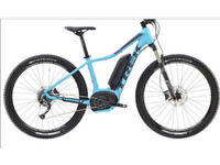 Wanted. Electric mountain bike