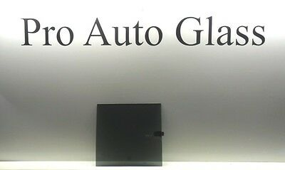 2008-2016 F250-750 Tinted Rear BACK GLASS CENTER WINDOW ONLY  Sliding OE Glass