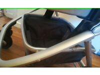 Nuna pushchair