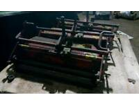 Greentek Thatchaway Verticut Units Fits Jacobsen Greens King IV