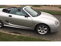 MG TF 2003 1.6- IN IMMACULATE CONDITION - 36K MILES-NEW MOT-£2800 ONO