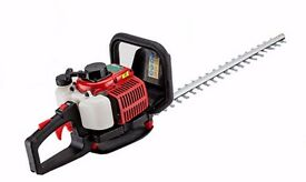 Brand New 26cc Petrol Hedgetrimmer 61cm Double Sided Blade