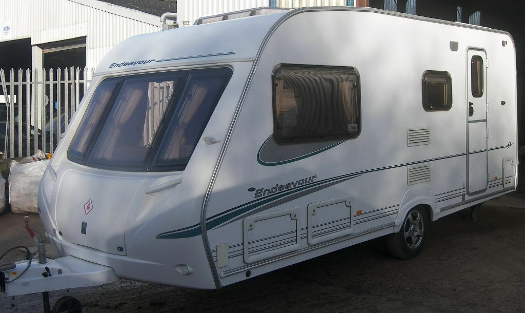 ABBEY ENDEAVOUR, 4/5 BERTH, FULL AWNING + ANNEX, 2006 | in ...