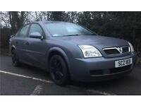 2003 Vauxhall Vectra 1.8**LOW MILEAGE**LONG MOT**