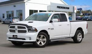 2014 Ram 1500 SPORT! 8-SPEED! HEATED SEATS! NAV!