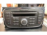 Ford Focus MK2 Stereo
