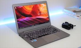 "ASUS ZenBook UX330U Premium ultrabook * Intel i5-6200u * 256GB SSD * 8GB RAM * 13.3"" QHD+"
