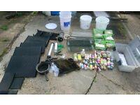 Carp boilie making set up