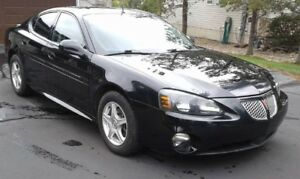2005 PONTIAC GRAND PRIX GT ONE OWNER ONLY 64497KMS