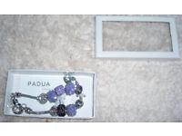 Padua Charm Bracelet with charms