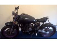 BOBBER PROJECT X 2 - YES TWO BIKES - 1982 XJ550 - £1350 OVNO