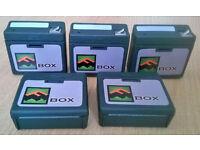 5x Fox System Dispenser & Spool.
