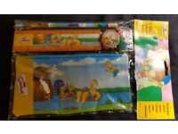New Simpsons stationary / pencil case - back to school