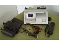 Philips Mini Cassette Transcription Machine