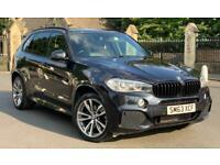2014 BMW X5 40d X DRIVE 63 REG ULEZ EXEMPT FULL BMW HISTORY