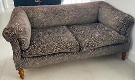 Beautiful handmade sofa. In very good used condition.