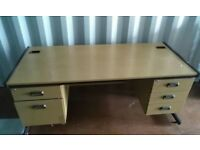 any desk and pc chair 45 pounds tel 07543187510