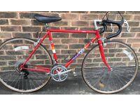52cm Peugeot Road Racer Mens Bike Bicycle 10 Speed racing