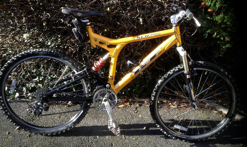 2000 Gt Xcr 3000 Mountain Bike For Sale In Bournemouth In