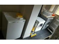 Washing machine, drier, hoover, freezer