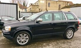 4x4 Volvo XC90 Executive. Low mileage. Part Ex possible - see below