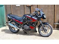 Kawasaki GPZ 500 S 2002 Low mileage Full MOT Lovely Condition
