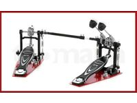 Millenium PD-222 Pro Series Bass Drum Kick Pedals Solid floorplates, beater weights, linkage, key