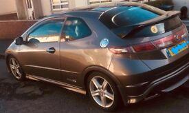 Honda Civic type S ,cdti. Urban titanium.