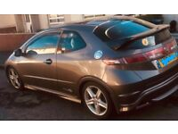 Honda Civic type S ,cdti. Urban titanium.