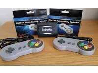 SNES Mini - Retro box with 5000 games
