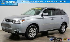 2014 Mitsubishi Outlander ES AWD MAGS 7 PASSAGERS