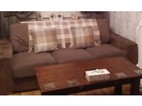 Sofa 3 seater neutral