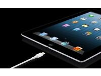 iPad 4th gen retina 32gb with wifi and 4g
