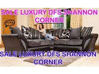 BANK HOLIDAY,,, SALE LAST FEW NOW SALE LUXURY DFS SHANNON CORNER SOFA BRAND NEW