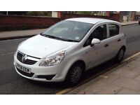 Vauxhall Corsa, 8 years old, Low Mileage