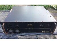 C-Audio SR606 Power Amplifier